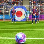 משחק כדורגל לפלאפון