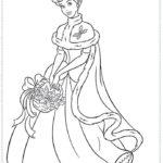 נסיכות דיסני לצביעה