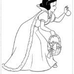 צביעה נסיכות דיסני