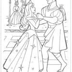 דפי צביעה נסיכות