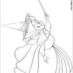 צביעה של הנסיכה סופיה הראשונה