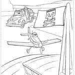 מטוסים לצביעה