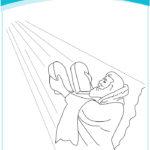 דפי צביה משה רבינו שובר את לוחות הברית