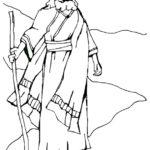 דפי צביעה אברהם אבינו