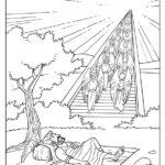 דפי צביעה אברהם אבינו והשליחים