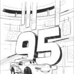 דפי צביעה מכוניות 3