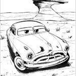 דפי צביעה מכוניות הסרט