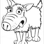 דפי צביעה שון כבשון