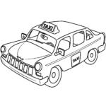 דפי צביעה מונית