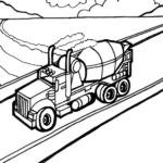 צביעה משאיות